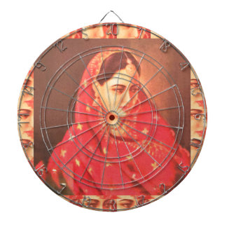 Indian beauty bride girl female woman goddess gift dartboards