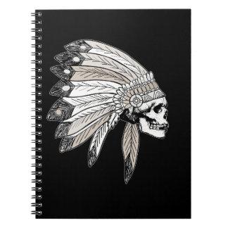 Indian Chef Spiral Notebook