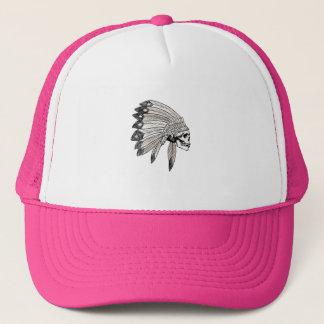 Indian Chef Trucker Hat