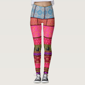 Indian Collage Leggings