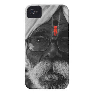 Indian Common man Case-Mate iPhone 4 Cases
