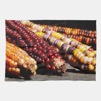 Indian Corn Kitchen Towel