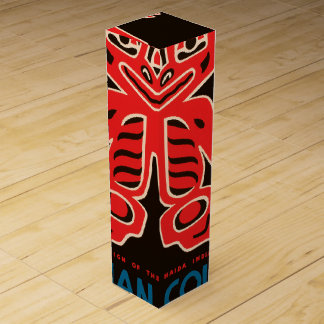 Indian Court, Federal Building Wine Gift Box