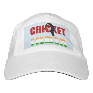 Indian Cricket Performance Hat