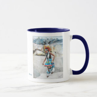Indian Dancer Mug