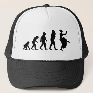 Indian Dancer Trucker Hat