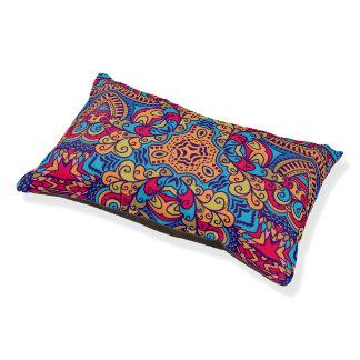 Indian Dream Kaleidoscope Pet Bed
