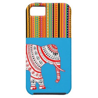 Indian Elephant iPhone 5 Cover