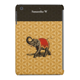 Indian Elephant w/Red Cloth iPad Mini Retina Cover