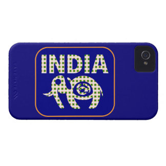 Indian Elephant with Calf iPhone 4 Covers