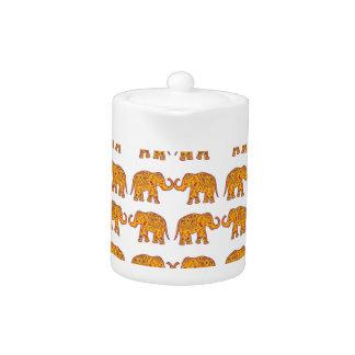 Indian elephants