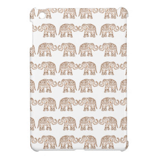 Indian elephants case for the iPad mini