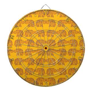 Indian elephants dartboards