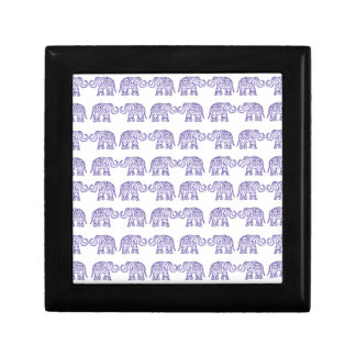 Indian elephants gift box