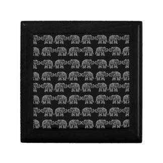 Indian elephants gift box