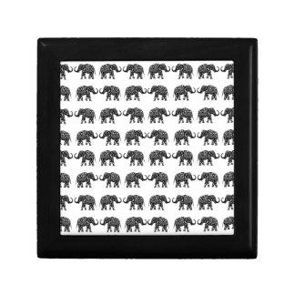 Indian elephants gift boxes