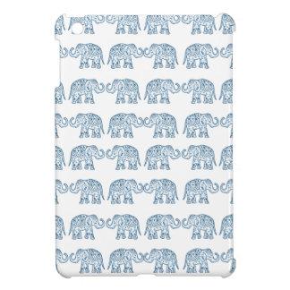 Indian elephants iPad mini case