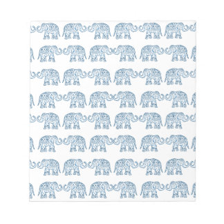 Indian elephants notepads
