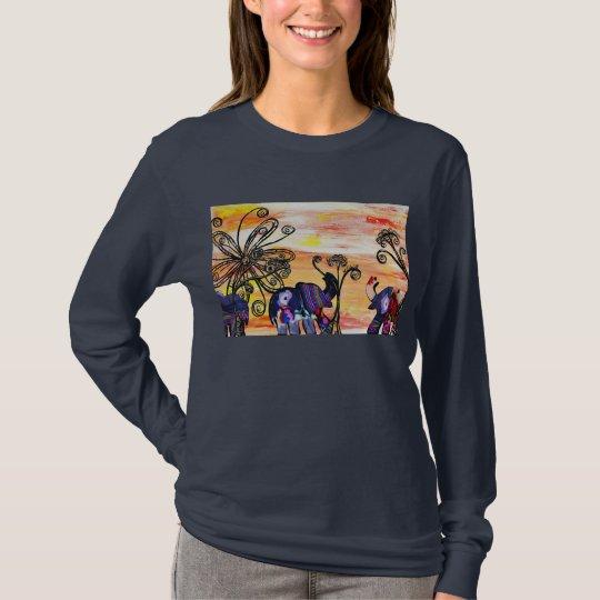 Indian Elephants T-shirt