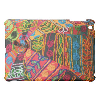 Indian Embroidered Parasol iPad Case