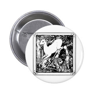 Indian Fairy Tales Pinback Buttons