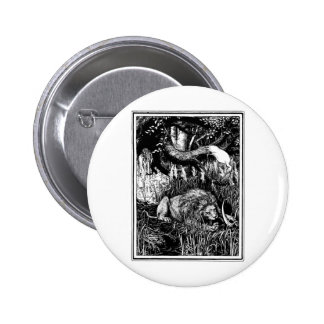 Indian Fairy Tales Buttons
