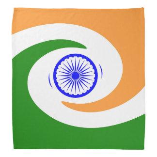 Indian flag bandana