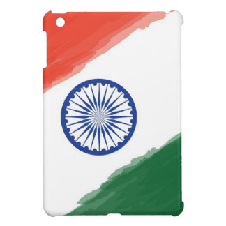 Indian Flag Flag India National Country Nation iPad Mini Cover