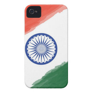 Indian Flag Flag India National Country Nation iPhone 4 Case-Mate Cases