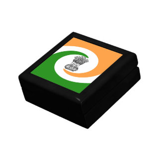 Indian flag gift box