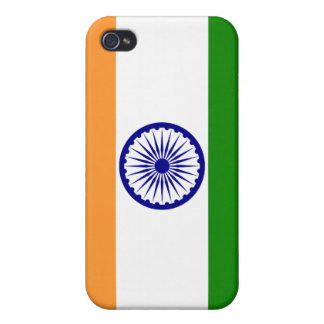Indian Flag iPhone 4/4S Case