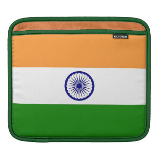 Indian Flag Rickshaw Sleeve
