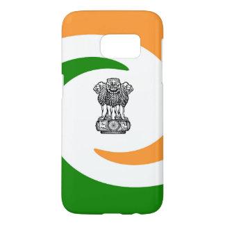 Indian flag samsung galaxy s7 case