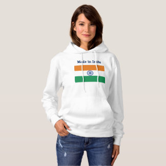 Indian flag sweatshirt