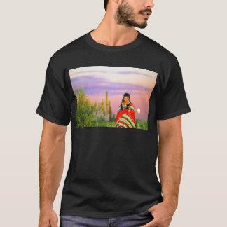 Indian Full Moon Sunset T-Shirt