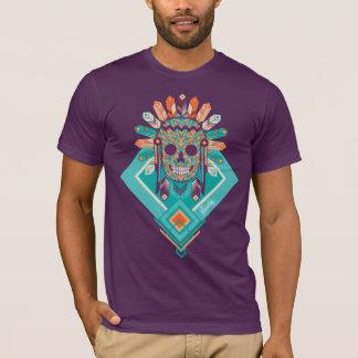Indian Geometric T-Shirt