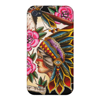 indian girl iPhone case iPhone 4/4S Covers