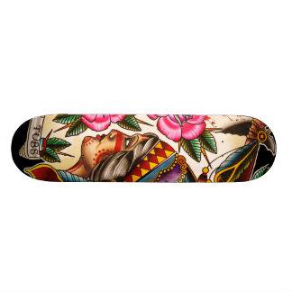 indian girl skateboard