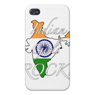 Indian Girls Rock iPhone 4/4S Cover
