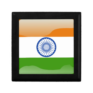 Indian glossy flag gift box