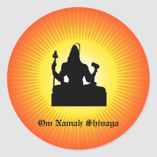 Indian God Shiva - Sticker
