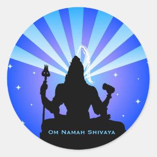 Indian god Shiva - Sticker