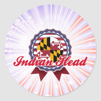 Indian Head, MD Stickers