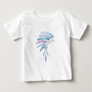 Indian Headdress in Watercolour Baby T-Shirt