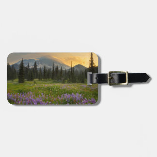 Indian Henry's Hunting Ground at sunrise Luggage Tag