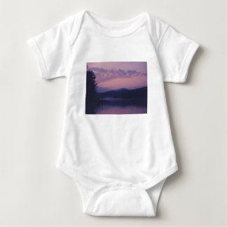 Indian Lake, Adirondack Park, NY Baby Bodysuit