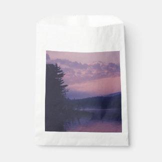 Indian Lake, Adirondack Park, NY Favour Bag
