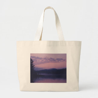 Indian Lake, Adirondack Park, NY Large Tote Bag