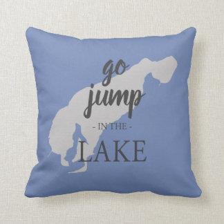 Indian Lake / Vicksburg Pillow