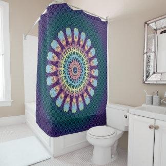 Indian Mandala Multicolor Hippy Boho Style